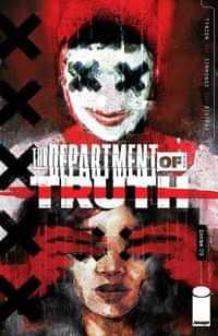 Department Of Truth #9 CVR A Simmonds