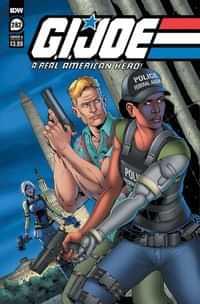 Gi Joe #282 A Real American Hero CVR A Andrew Griffith
