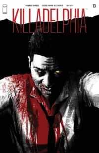 Killadelphia #13 CVR A Alexander