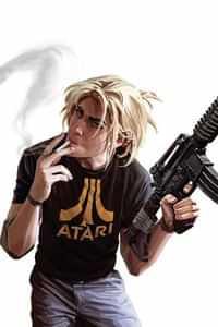 Gung Ho Anger #1 CVR B Daniel Clarke