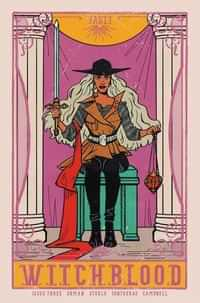 Witchblood #3 CVR B Sterle