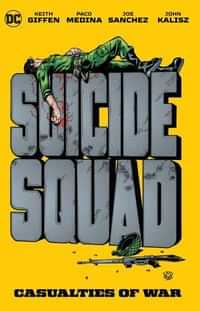 Suicide Squad TP Casualties Of War