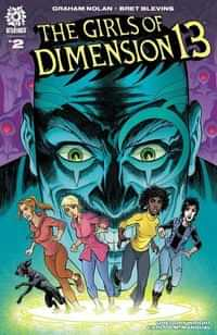 Girls Of Dimension 13 #2