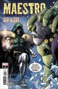 Maestro War And Pax #5