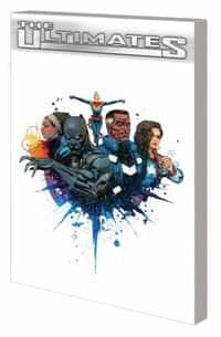 Ultimates TP Ewing Complete Collection