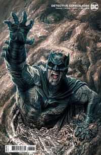Detective Comics #1036 CVR B Cardstock Lee Bermejo