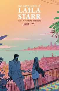 Many Deaths Of Laila Starr #1 Third Printing Andrade