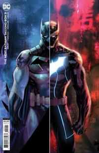 Next Batman Second Son #3 CVR B Cardstock Ryan Benjamin