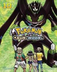 Pokemon GN Sun and Moon V10