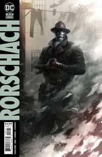 Rorschach #9 CVR B Cardstock Francesco Mattina