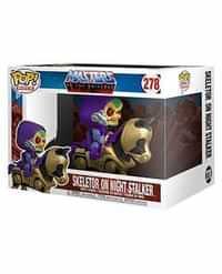 Funko Pop MOTU Rides Skeletor with Night Stalker