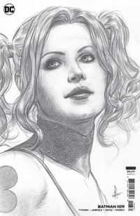 Batman #109 Variant 25 Copy Cardstock Riccardo Federici