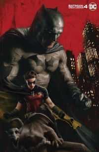Batman Urban Legends #4 CVR B Irvin Rodriguez