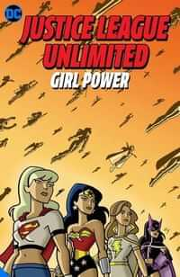 Justice League Unlimited TP Girl Power