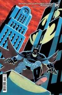 Batman The Adventures Continue Season II #1 CVR B Cardstock Andrew Maclean