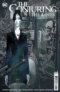 Dc Horror Presents The Conjuring The Lover #1 CVR A Bill Sienkiewicz