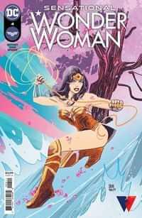 Sensational Wonder Woman #4 CVR A Dani