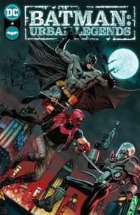 Batman Urban Legends #4 CVR A Jorge Molina