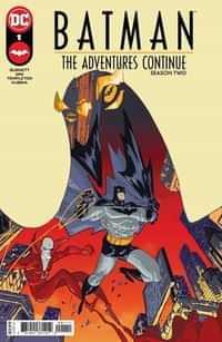 Batman The Adventures Continue Season II #1 CVR A Riley Rossmo