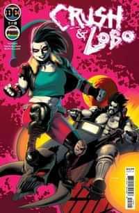 Crush and Lobo #1 CVR A Kris Anka