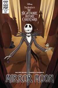 Nightmare Before Christmas Mirror Moon #1