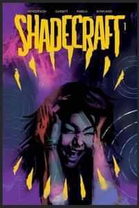Shadecraft #1 Third Printing