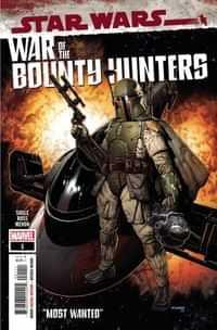 Star Wars War Bounty Hunters #1