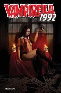 Vampirella 1992 One Shot CVR C Cosplay