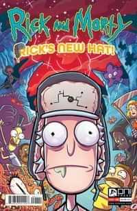 Rick And Morty Ricks New Hat #1 CVR A Stresing