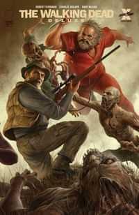 Walking Dead #16 Deluxe Edition CVR C Rapoza