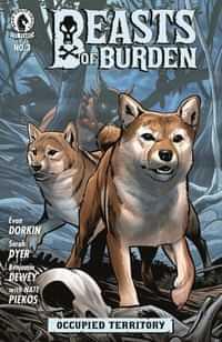 Beasts Of Burden Occupied Territory #3 CVR A Dewey