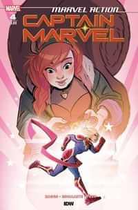 Marvel Action Captain Marvel 2021 #4