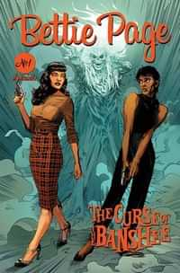 Bettie Page and Curse Of The Banshee #1 CVR C Mooney