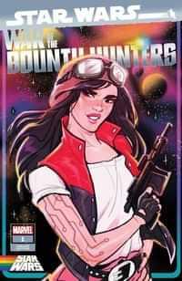 Star Wars War Bounty Hunters #1 Variant Tarr Pride