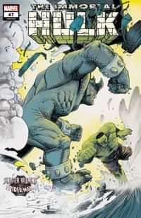Immortal Hulk #47 Variant Shalvey Spider-man Villains