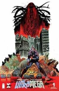Ultramega By James Harren #1 Third Printing