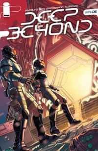 Deep Beyond #5 CVR A Broccardo
