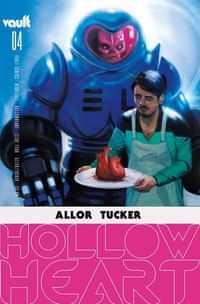 Hollow Heart #4 CVR A Tucker