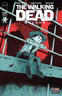 Walking Dead #16 Deluxe Edition CVR D Pride Month