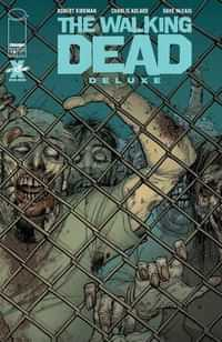 Walking Dead #16 Deluxe Edition CVR B Moore and Mccaig