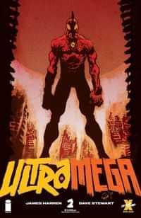 Ultramega By James Harren #2 Second Printing