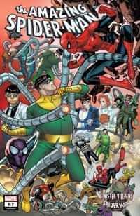 Amazing Spider-man #67 Variant Garron Spider-man Villains