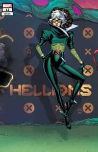 Hellions #12 Variant Dauterman Connecting