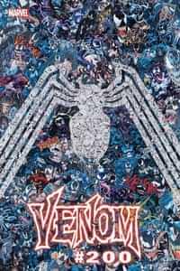 Venom #35 Variant Mr Garcin