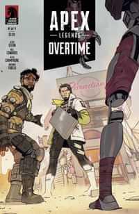 Apex Legends Overtime #1