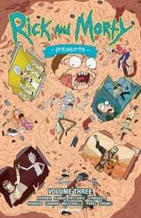 Rick And Morty TP Presents V3