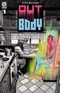 Out Of Body #1 Variant 15 Copy Adlard
