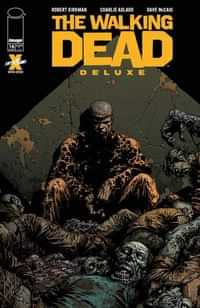 Walking Dead #16 Deluxe Edition CVR A Finch and Mccaig