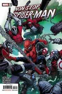 Non-stop Spider-man #3