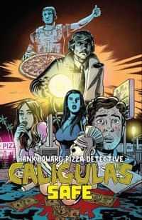 Hank Howard, Pizza Detective in Caligula's Safe